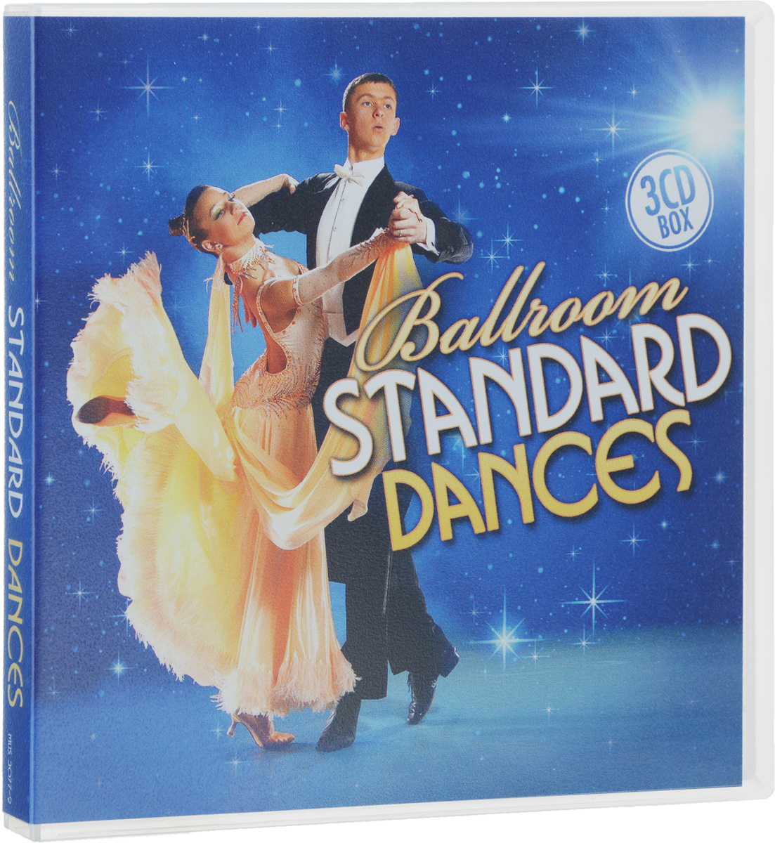 Ballroom Standard Dances (3 CD)