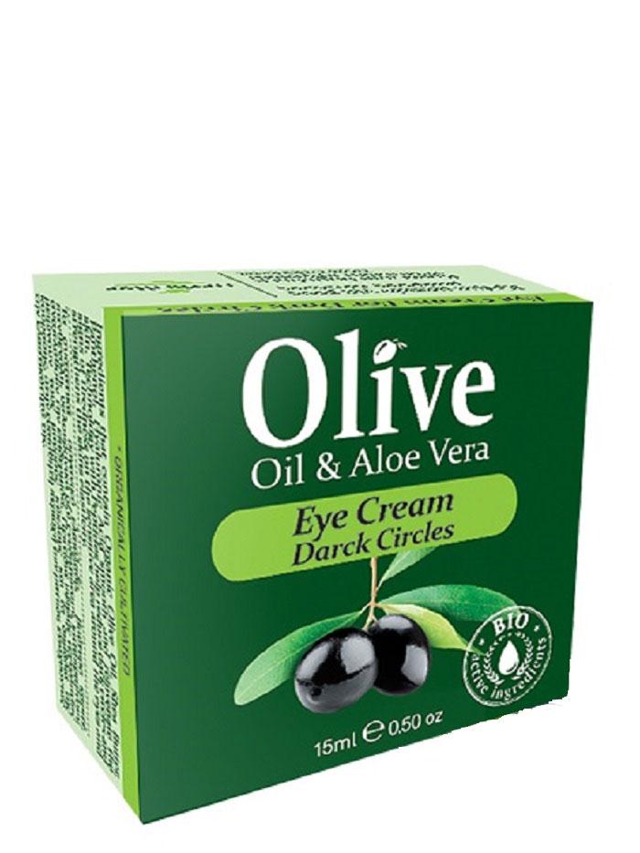 HerbOlive Крем против темных кругов вокруг глаз 15 мл5200310402456Рекомендуется использовать с 30 лет. Масло оливы в основе крема, экстракт ромашки, экстракты ягод и фруктов в комплексе оказывают положительное действие на такую чувствительную зону, как кожа вокруг глаз. Выравнивают поверхность кожи и придает ей равномерный оттенок, сокращают морщины и повышают эластичность кожи, уменьшают сосудистый рисунок, делают кожу шелковистой и нежной. Пептиды, содержащиеся в составе уменьшает морщины, стимулирует выработку коллагена, что позволяет устранять возрастные проблемы кожи, действуют быстро и без раздражения, сокращают количество глубоких морщин. Косметика произведена в Греции на основе органического сырья, НЕ СОДЕРЖИТ минеральные масла, вазелин, пропиленгликоль, парабены, генетически модифицированные продукты (ГМО)
