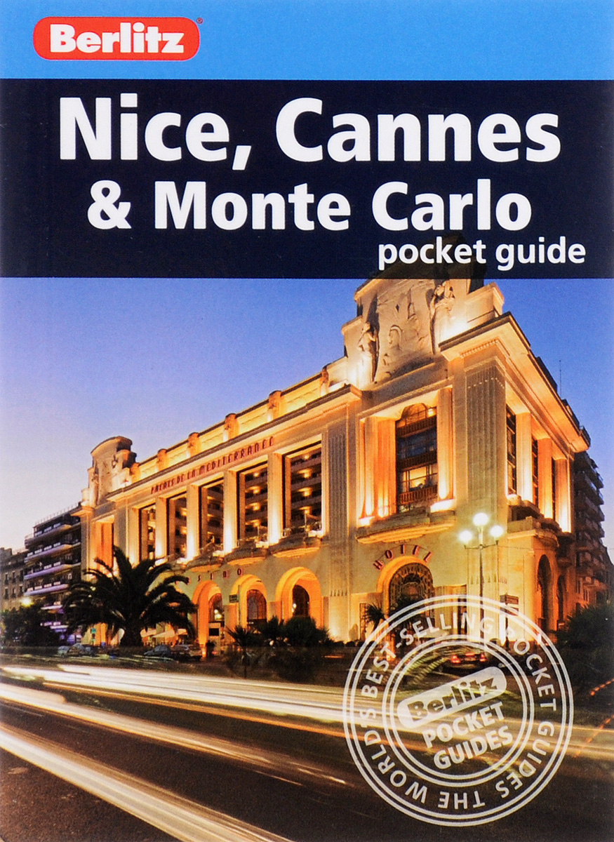 Nice, Cannes & Monte Carlo. Pocket Guide