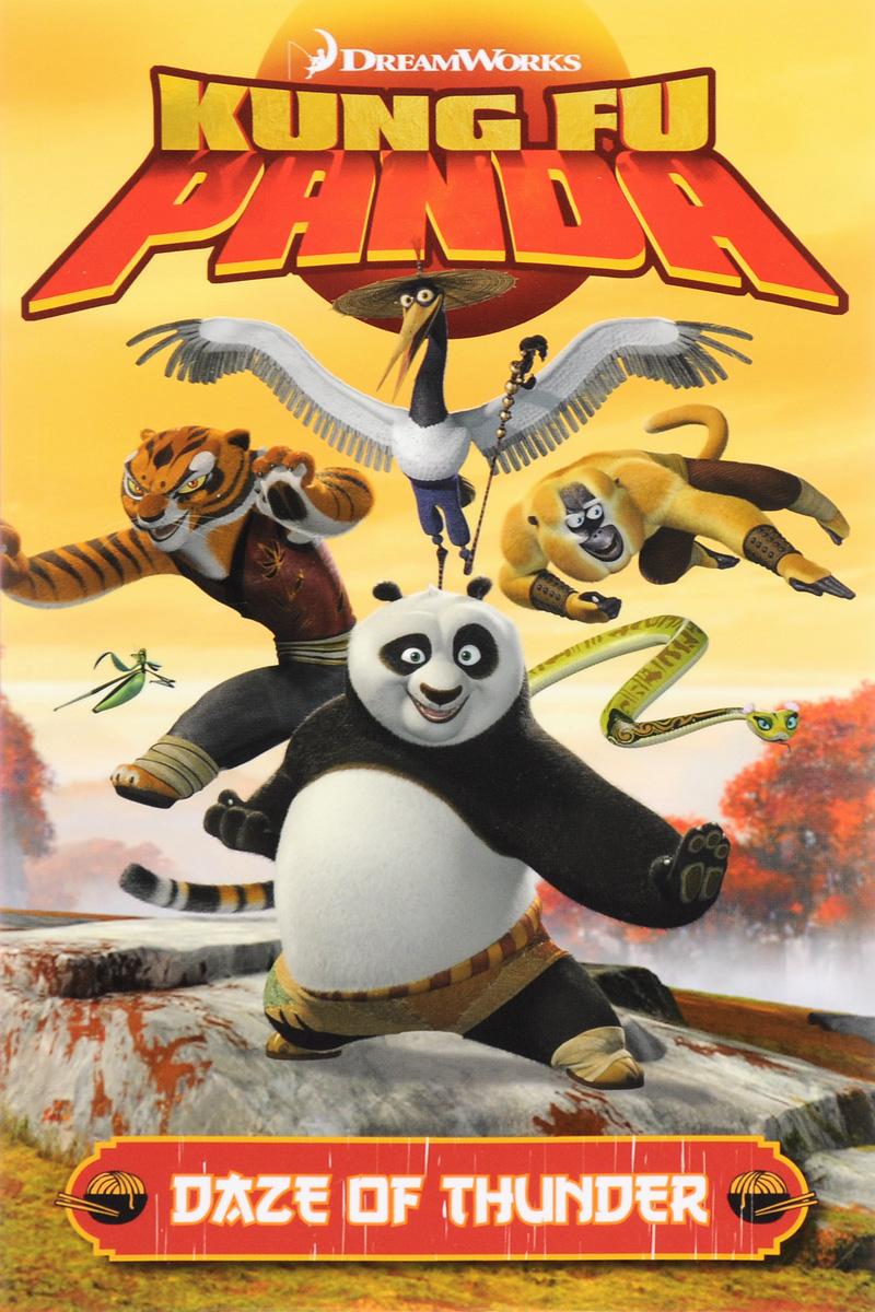 Kung Fu Panda: Volume 1: Daze of Thunder tigress
