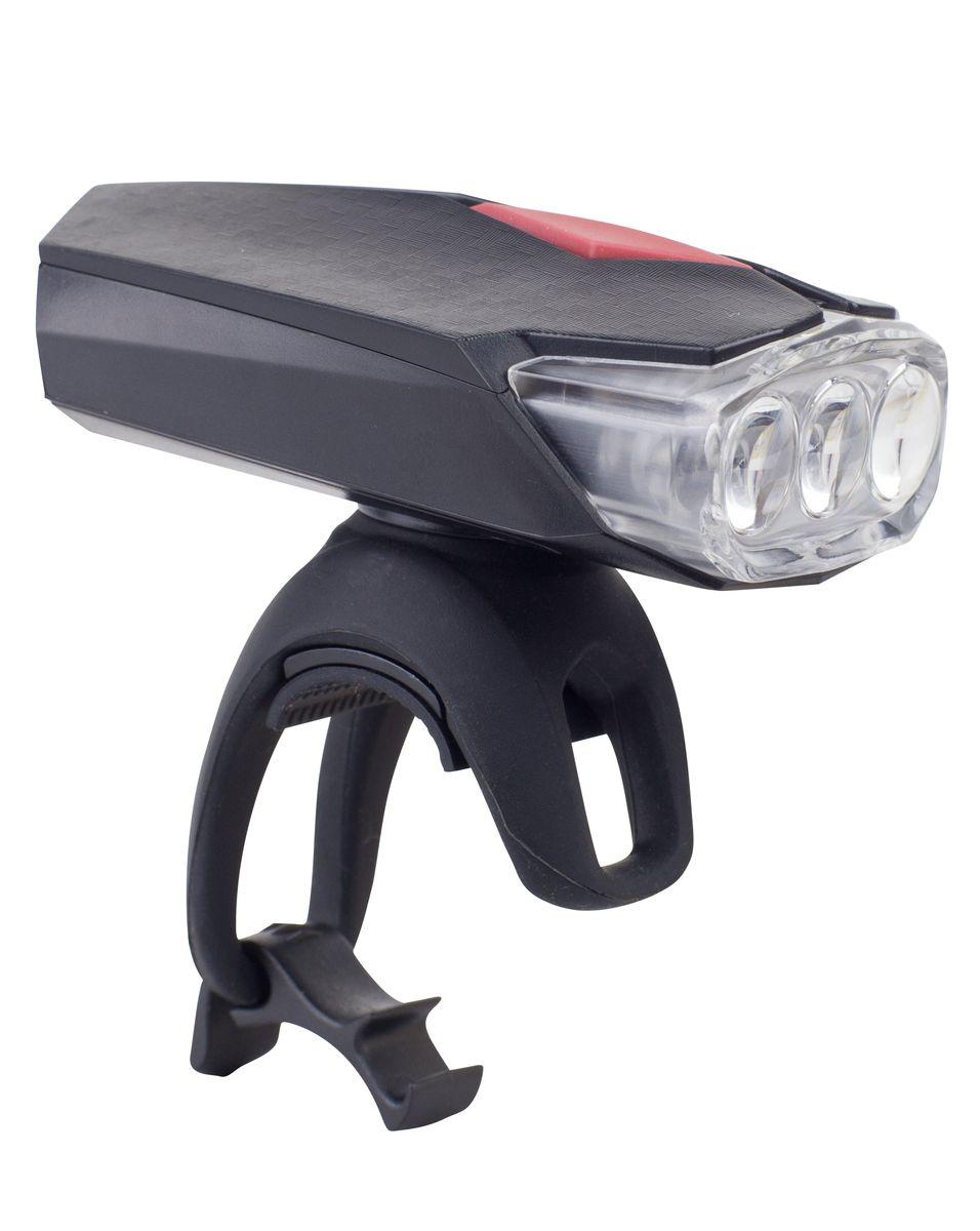 Фонарь велосипедный светодиодный Idol ET-3109, передний