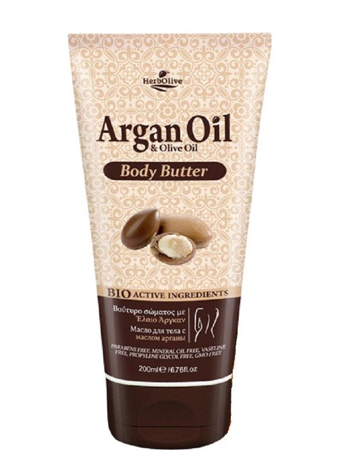 ArganOil Масло для тела увлажняющее 200 мл недорого