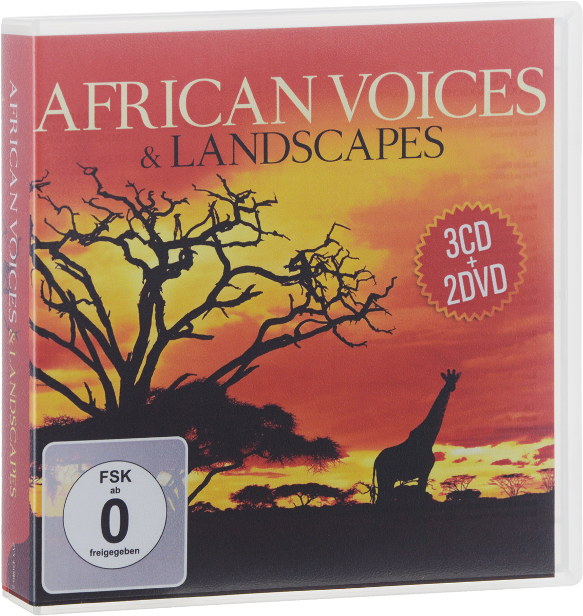 African Voices & Landscapes (3 CD + 2 DVD)