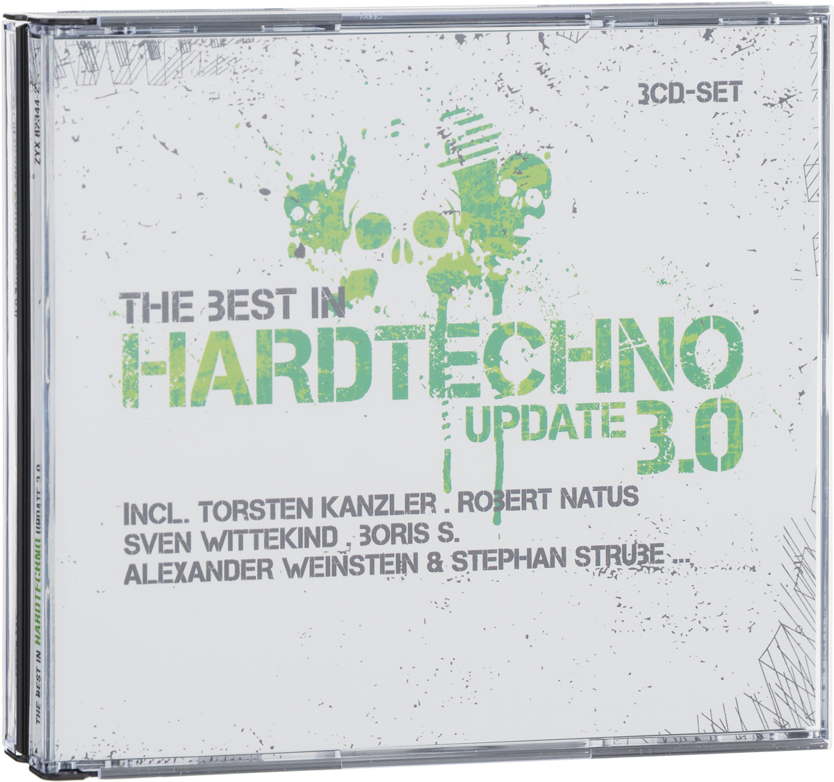 The Best In Hardtechno. Update 3.0 (3 CD)