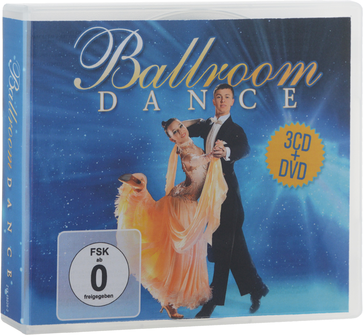 Ballroom Dance (3 CD + DVD)