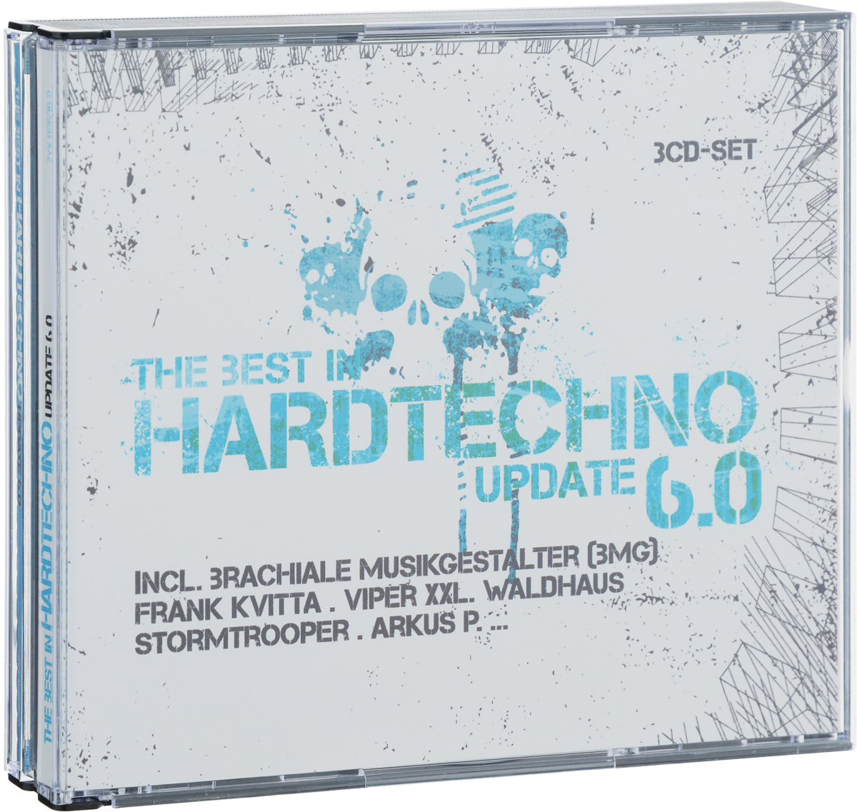 The Best In Hardtechno. Update 6.0 (3 CD)