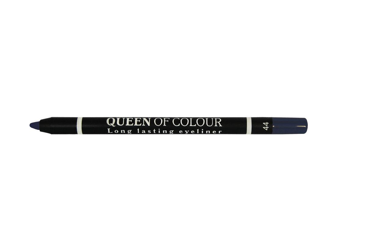 Ninelle Карандаш для глаз Queen Of Colour №44742N10451Высокая концентрация пигментов создает насыщенный цвет, который делает образ более ярким и индивидуальным. Таким карандашом можно выполнить как дневной, так и вечерний макияж.Новая формула с витамином Е способствует идеально мягкому нанесению карандаша на веки. Он прекрасно растушевывается и превосходно держится на веках в течение всего дня. Для создания более глубокого образа не ждите пока карандаш зафиксируется, а сразу приступайте к растушевке его границ.