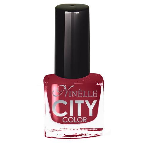 Ninelle Лак для ногтей City Color №1701117N10827Формула уникальна и безупречна: лак быстро сохнет, гарантирует идеальную цветопередачу и потрясающий блеск, а также непревзойденную стойкость. Лак для ногтей City color выравнивает поверхность ногтя, делая его идеально гладким и безупречно глянцевым. Высокая концентрация пигментов и новая кисть заметно упростили маникюрную процедуру - лаки теперь можно наносить одним слоем. Удобная кисточка поможет распределить лак быстро и с максимальной точностью, что позволяет равномерно нанести лак даже на короткие ногти. В состав входят ухаживающие компоненты, предотвращающие повреждения ногтей.Как ухаживать за ногтями: советы эксперта. Статья OZON Гид