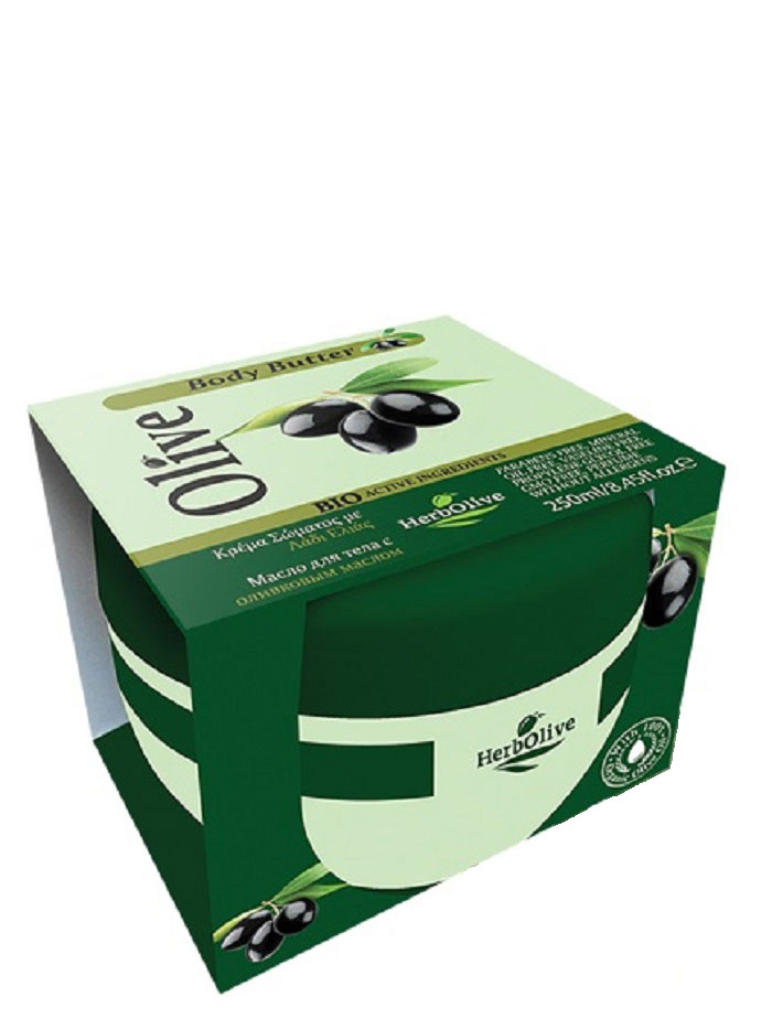 HerbOlive Масло для тела с оливой 250 мл