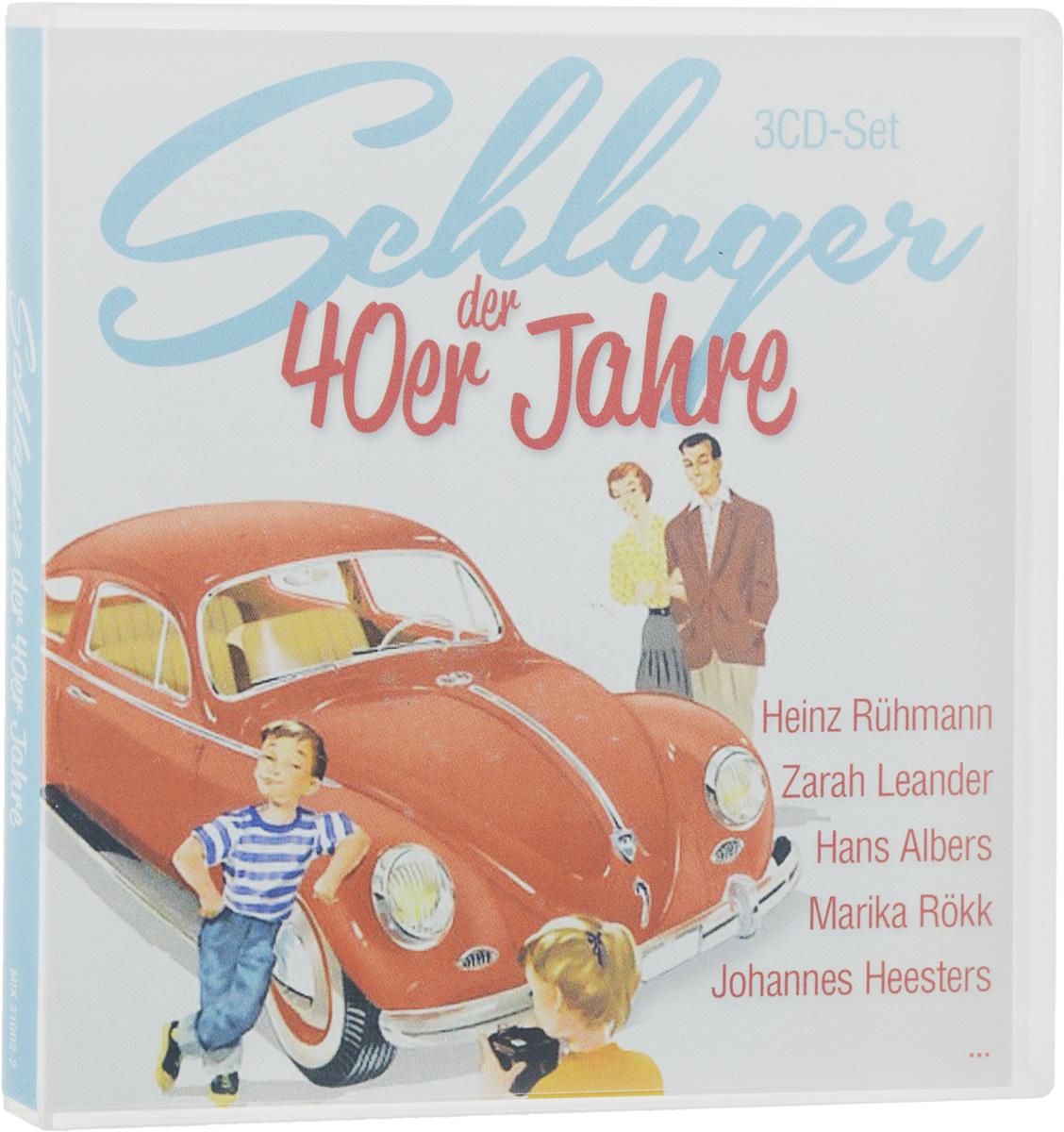 Schlager Der 40er Jahre (3 CD)