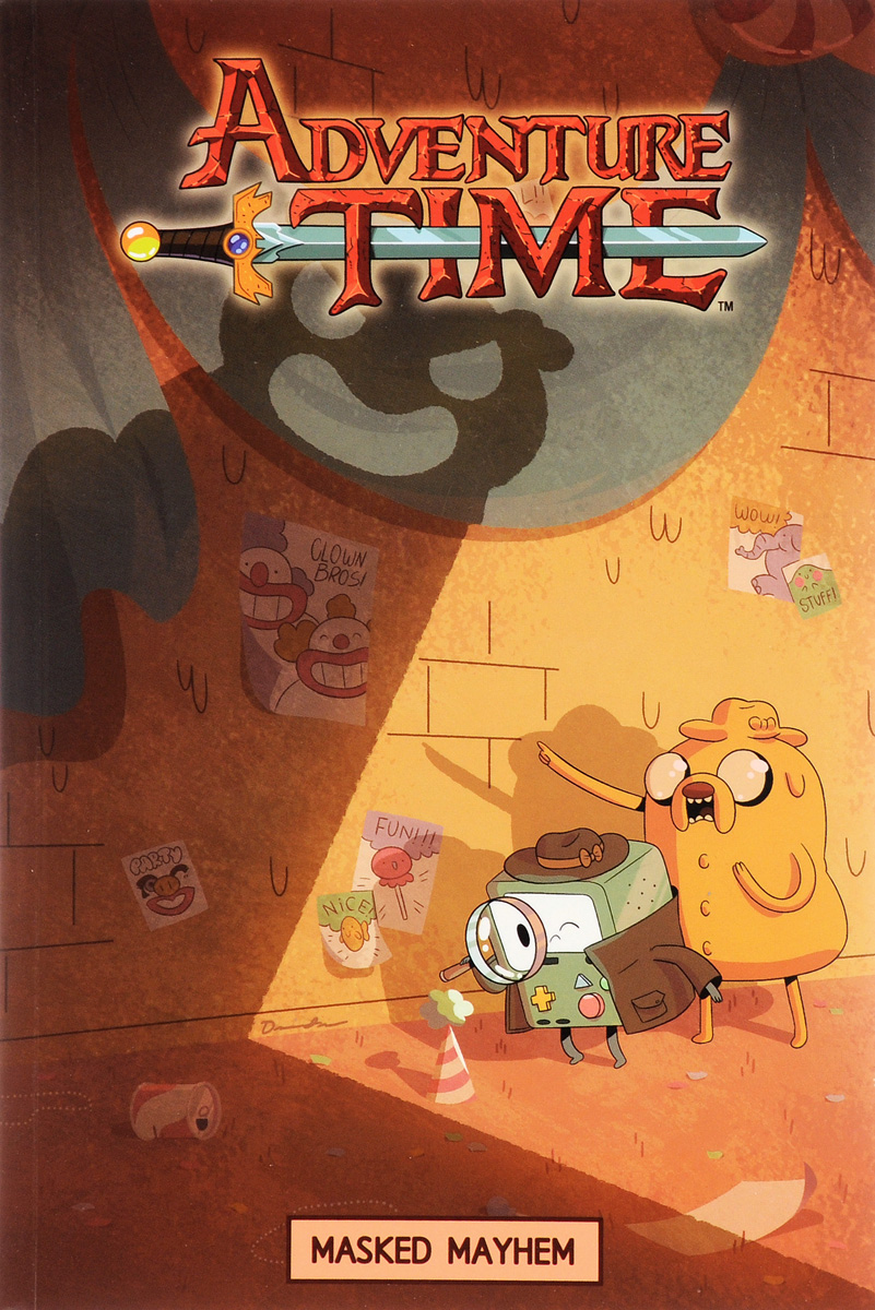 Adventure Time: Masked Mayhem seeing things as they are