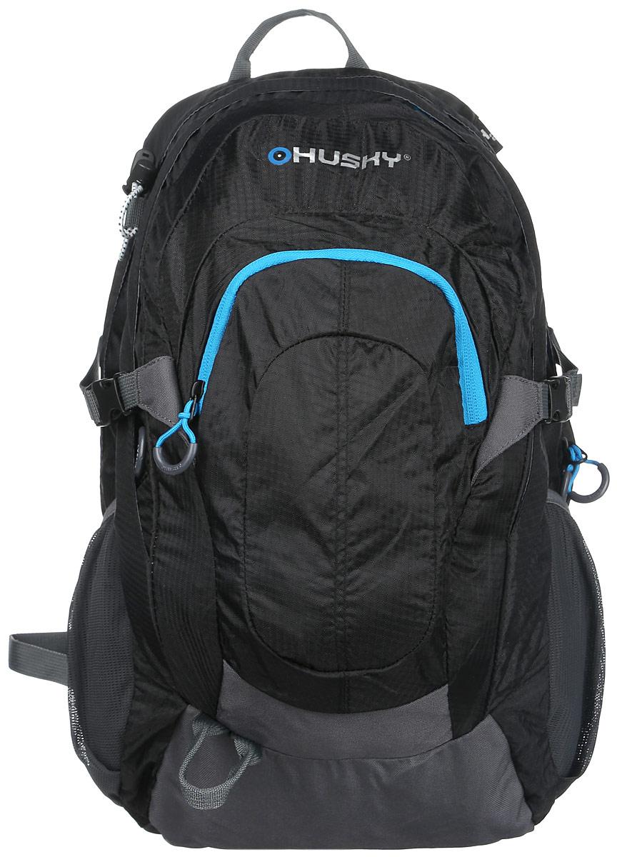 Рюкзак городской Husky Shark 30L, цвет: черный рюкзак городской kingcamp royals 30l цвет черный