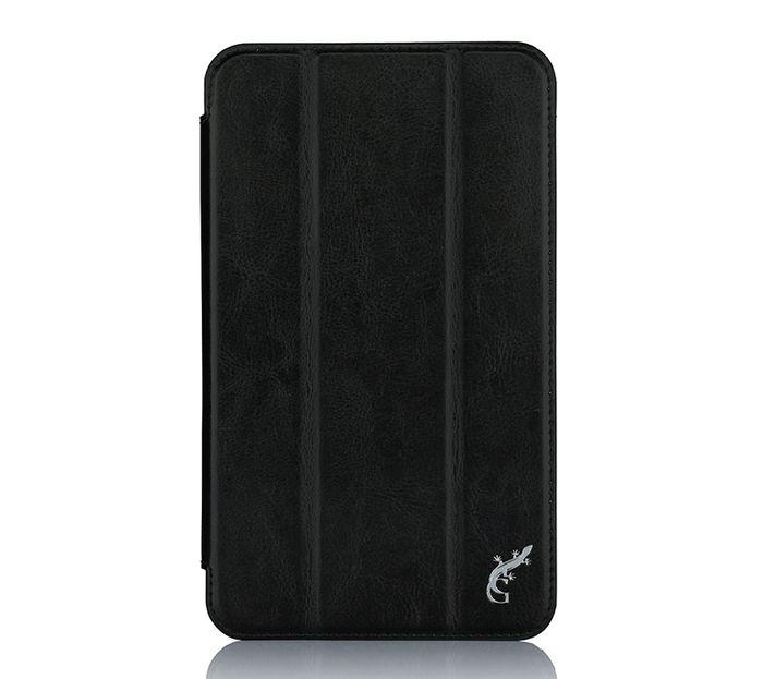G-case Slim Premium чехол для Samsung Galaxy Tab A 7.0, BlackGG-727Чехол G-Case Slim Premium для Samsung Galaxy Tab A 7.0 - это стильный и лаконичный аксессуар, позволяющий сохранить устройство в идеальном состоянии. Надежно удерживая технику, обложка защищает корпус и дисплей от появления царапин, налипания пыли. Имеет свободный доступ ко всем разъемам устройства.