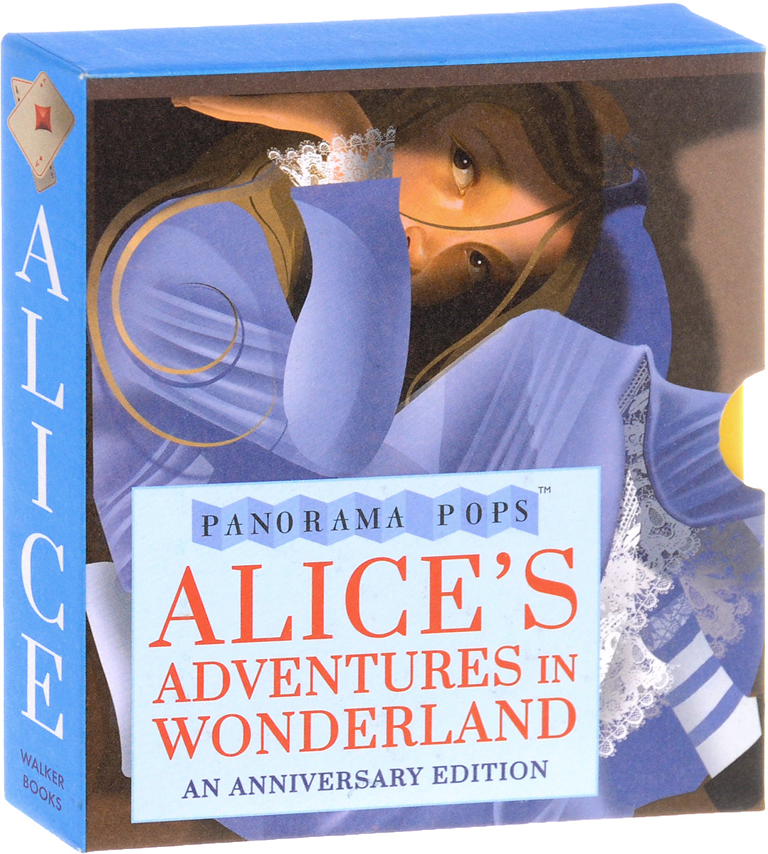 Alice's Adventures in Wonderland: Panorama Pops: An Anniversary Edition zenfone 2 deluxe special edition