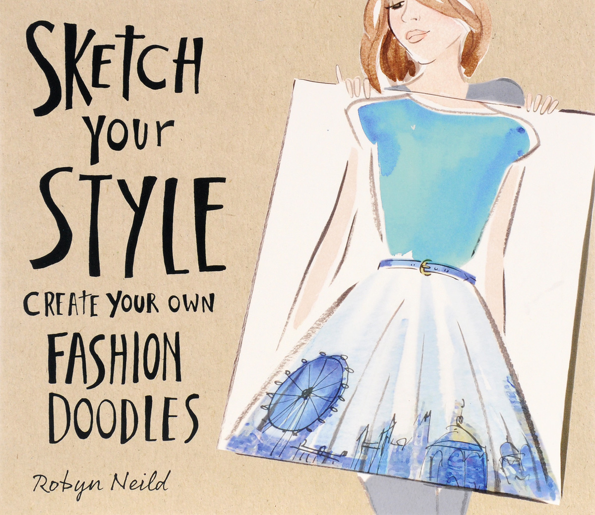 Sketch Your Style: Create Your Own Fashion Doodles спортивный костюм let the inspiration to fly 2015