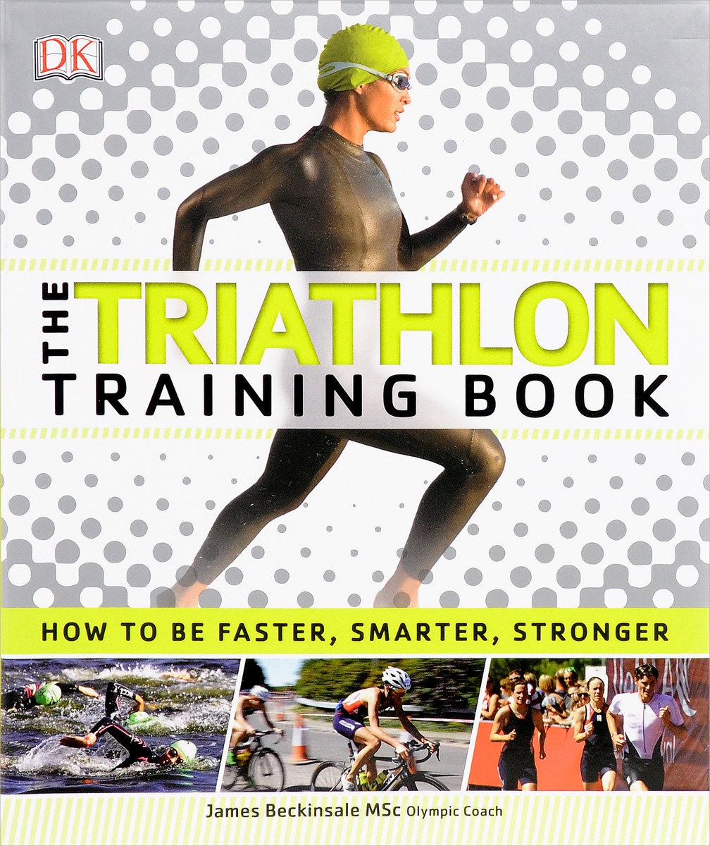 The Triathlon Training Book the triathlon training book