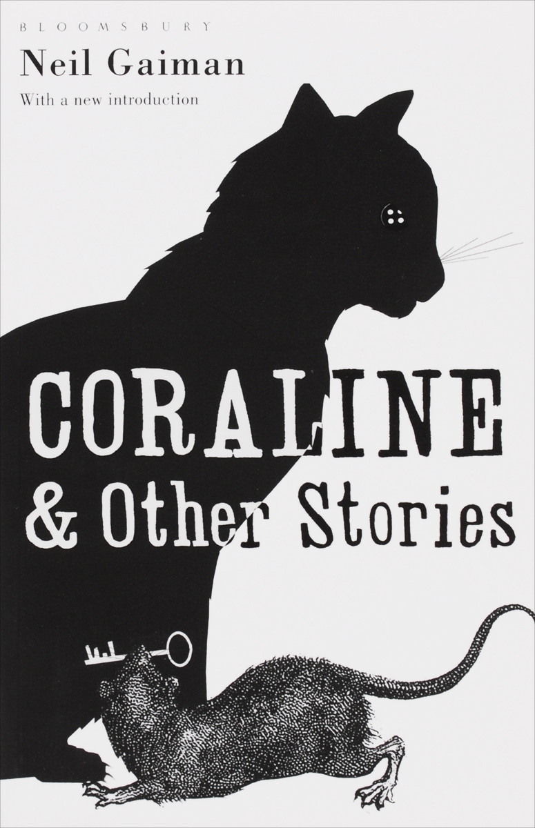 Coraline and Other Stories neil barrett футболка