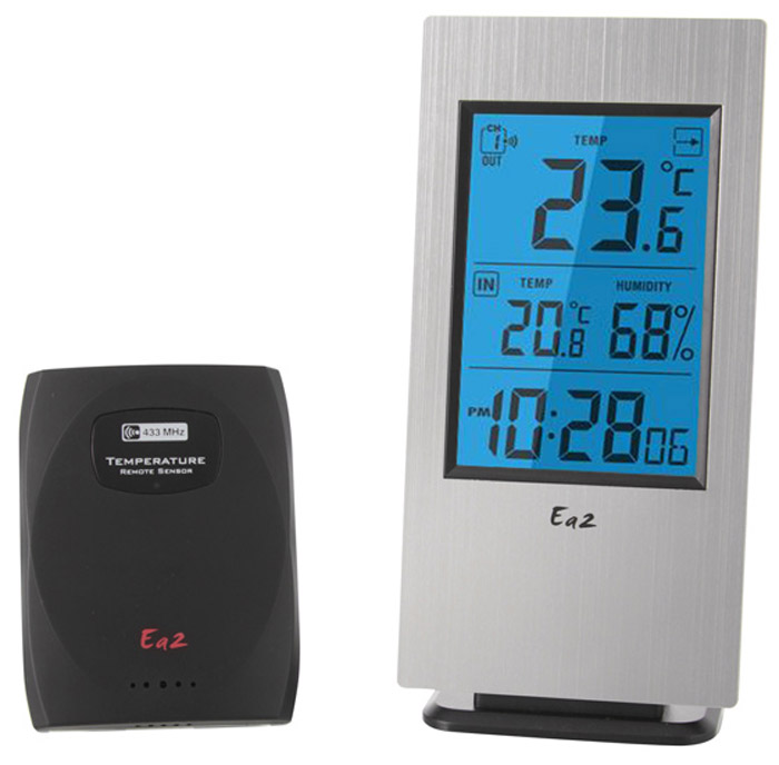 Ea2 AL802 погодная станцияAL802Сохранение температурных значенийКалендарь