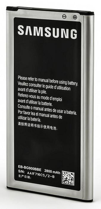 Samsung EB-BG900BBE стандартный аккумулятор для S5 samsung eb b800bebe стандартный
