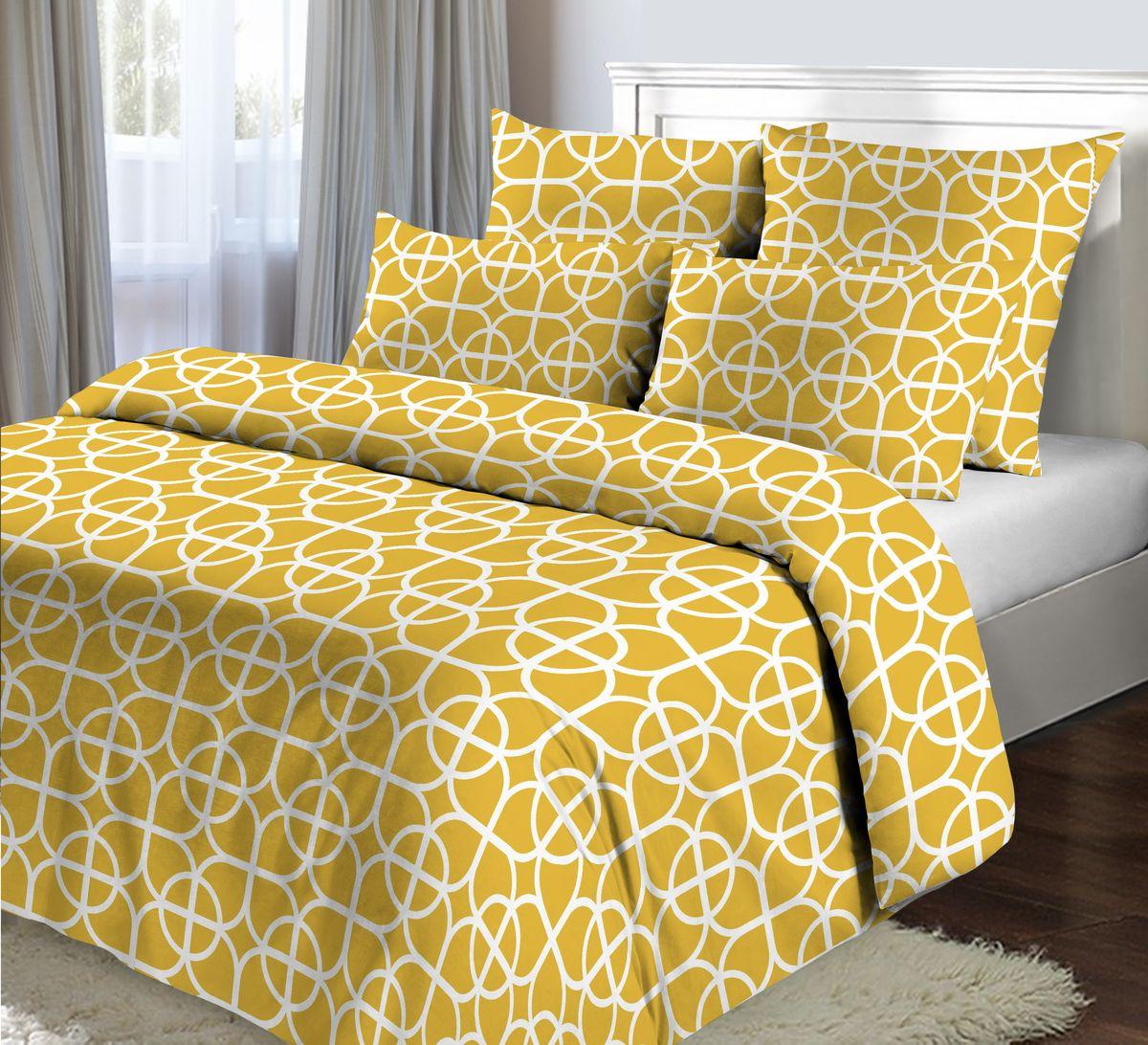 Комплект белья Коллекция Гео-3, 1,5-спальный, наволочки 70х70ОБК-1,5/70 5047.5