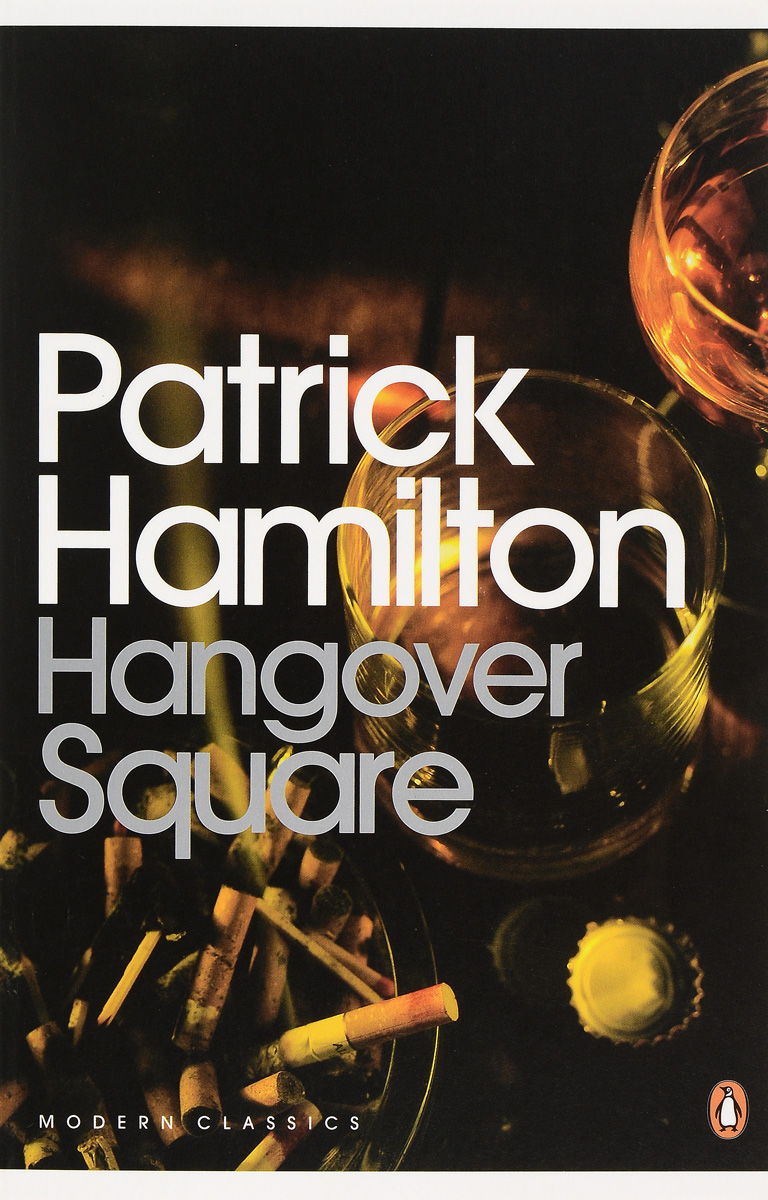 Hangover Square herbert george wells the war of the worlds