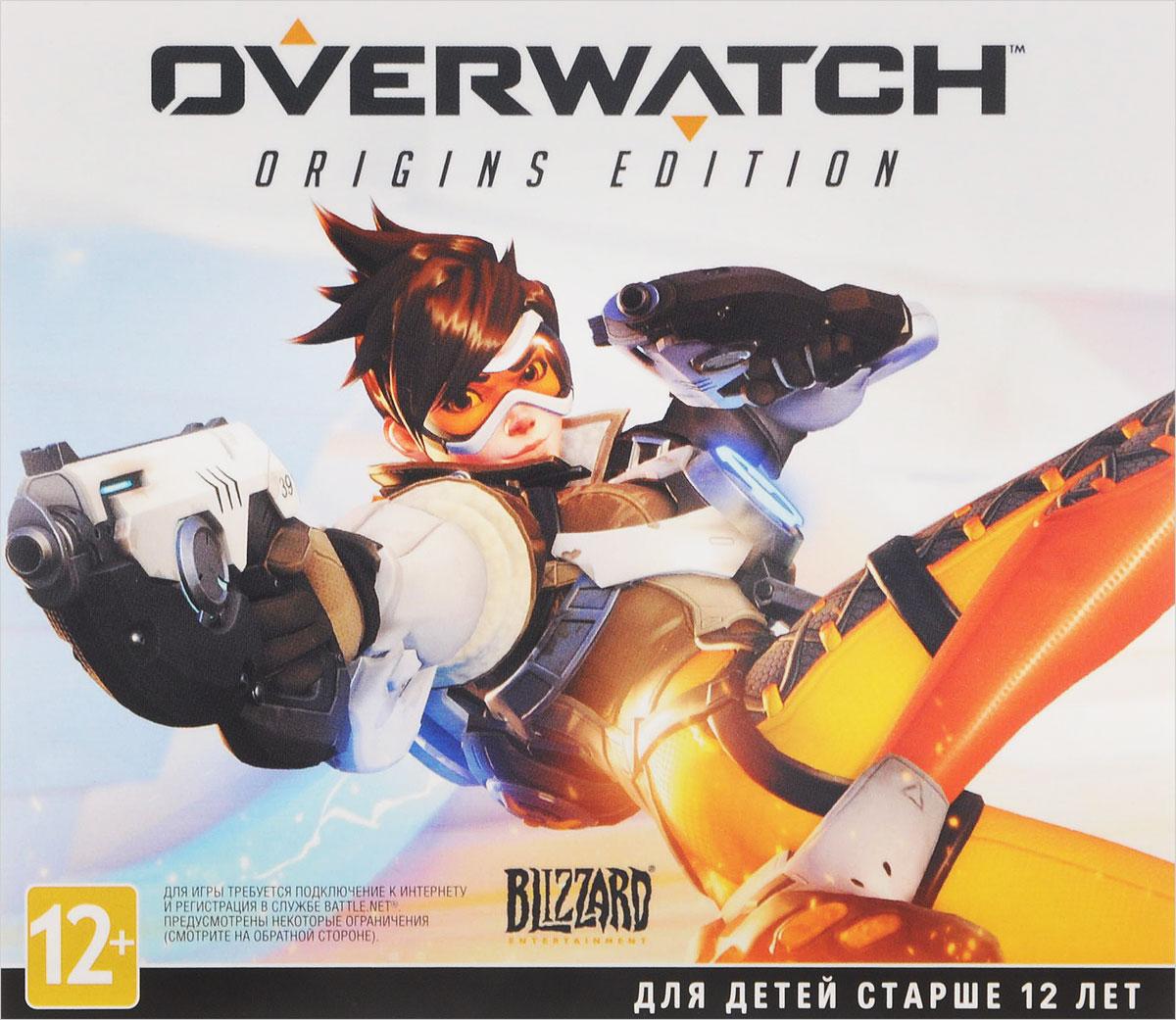 Overwatch. Origins Edition (Jewel Case)