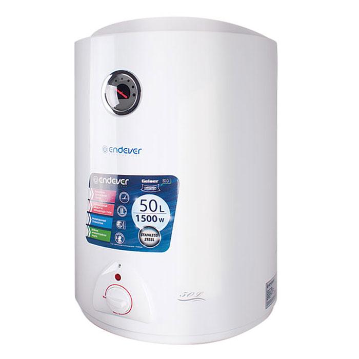 Endever Geiser-50 водонагреватель pro ject absorb it silver