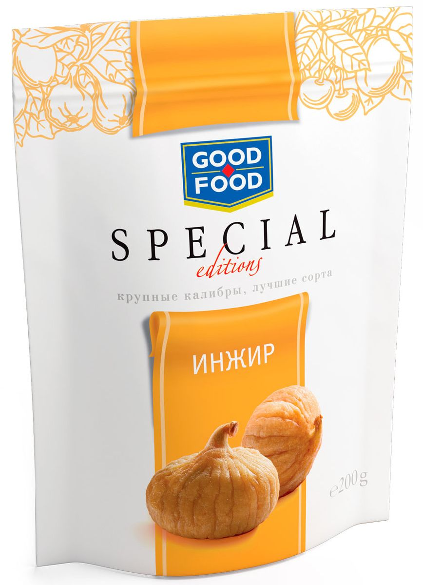 Good Food Special инжир, 200 г special direct sales arabia plastic food additives food grade thickening agent 1kg