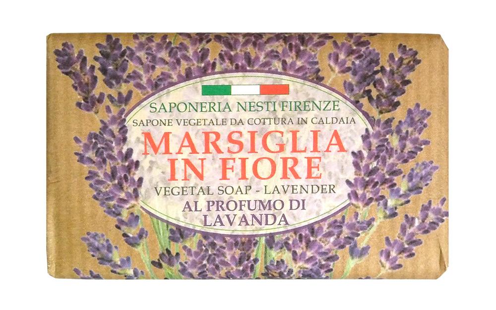 Nesti Dante Мыло Lavender & Juniper Лаванда 125 г nesti dante мыло horto botanico огурец 250 г