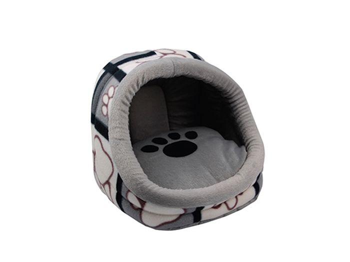 Домик для животных Каскад Эстрада. Шашки, 27 х 27 х 24 см игрушка для животных каскад удочка с микки маусом 47 см