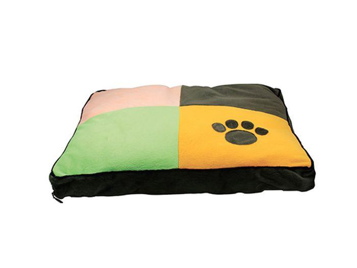 Матрас для животных Каскад Домино. №5, 75 х 65 х 8 см игрушка для животных каскад мячик пробковый цвет зеленый 3 5 см