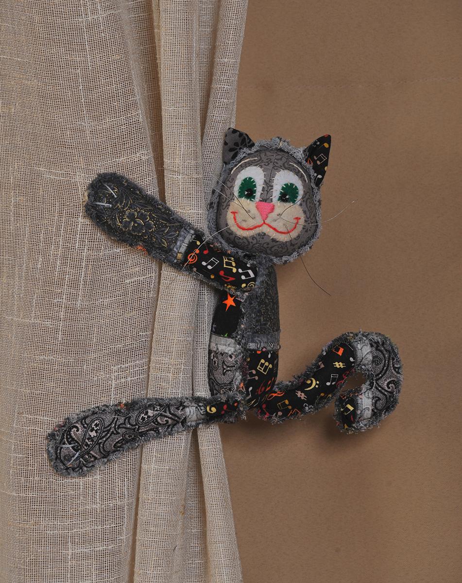 Набор для создания игрушки Перловка Чучело-мяучело, высота 26 см чучело
