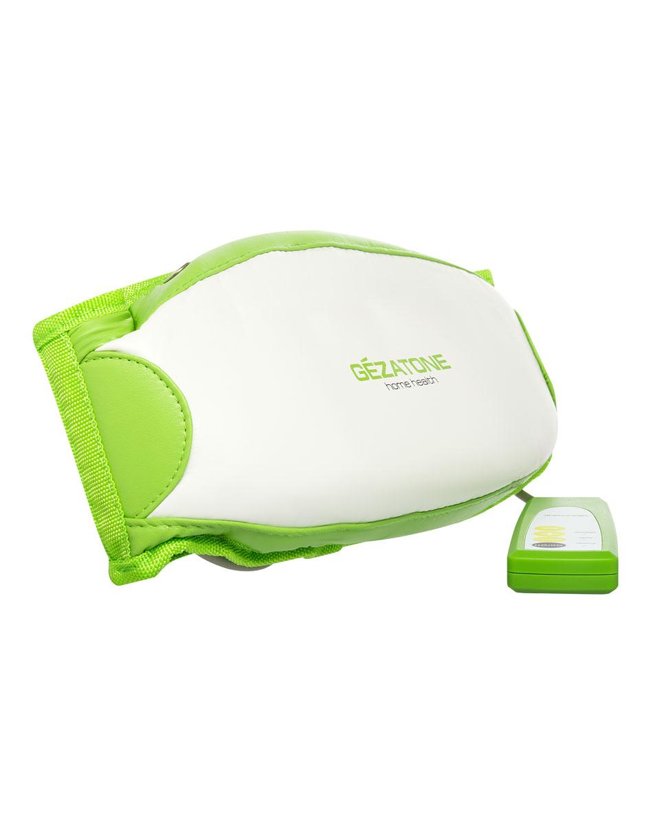 Gezatone Многофункциональный массажер для тела Home Health m1411301166Многофункциональный массажный пояс здоровье Gezatone m141 совмещает приятное с полезным! Интенсивный вибромассаж признан одним из лучших средств для восстановления состояния мышц и уменьшения объемов тела. Он заметно стимулирует кровообращение и лимфоток, улучшает расщепление жировых отложений. Портативный корпус вмещает мощный вибромотор, который интенсивно воздействует на волокна мышечной ткани и подкожно-жировую клетчатку, стимулируя обменные процессы. Пояс не занимает много места, он пригодится в путешествии или в командировке, а массаж с ним не только полезен, но и очень приятен! От сети 220В через адаптер