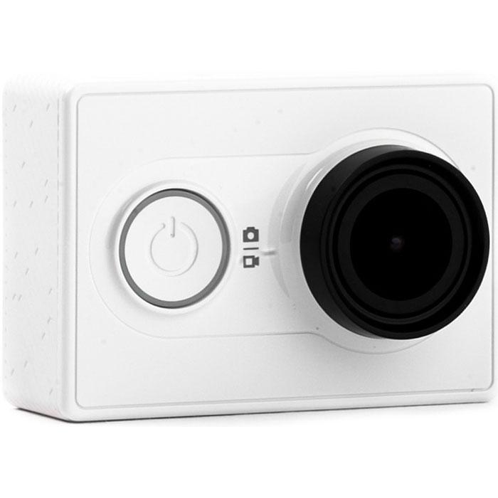 Xiaomi YI Basic, White экшн-камера - Цифровые видеокамеры