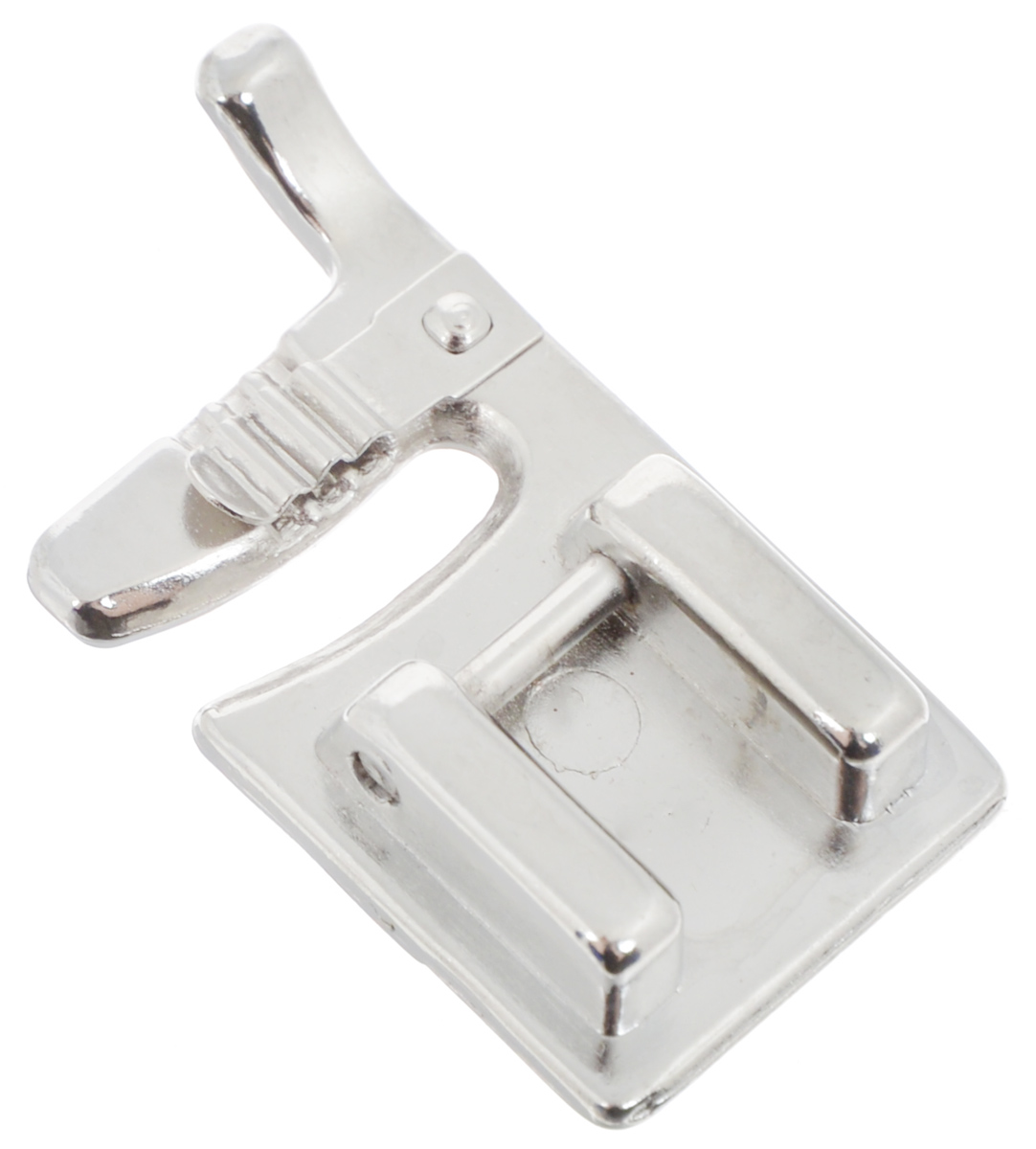 Лапка для швейной машины Aurora, для пришивания декоративных шнуровAU-106Лапка для швейной машины Aurora используется длявшивания декоративных шнуров, нитей. Подходит длябольшинства современных бытовых швейных машин.Инструкция по использованию прилагается.