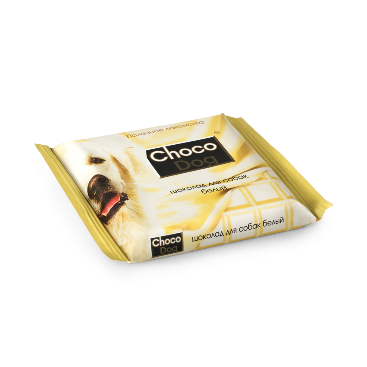 Лакомство для собак VEDA Choco Dog, белый шоколад, 85 г белковая добавка для животных г иркутск