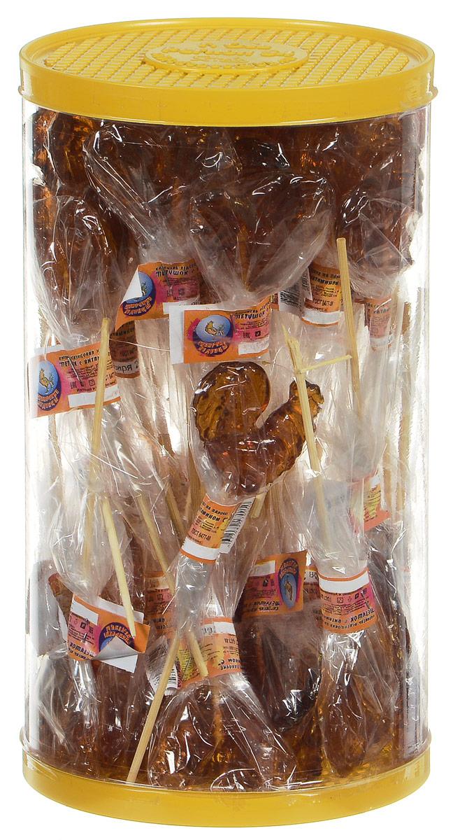 Фета Петушок карамель леденцовая на палочке с витамином С, 750 г (50 шт)4627082270150Петушок на палочке ГОСТ