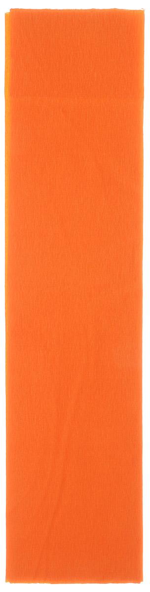 Hatber Бумага крепированная цвет оранжевый 50 х 250 смБк2_00022Бумага крепированная Hatber - очень гибкая и мягкая, отличный вариант для развития детского творчества.Из нее очень простыми способами можно создавать чудесные аппликации, игрушки, подарки и объемные поделки - это полезно для развития фантазии, цветового восприятия и мелкой моторики детей. Замечательно подходит для занятий на уроках труда.Размер: 50 см х 250 см.