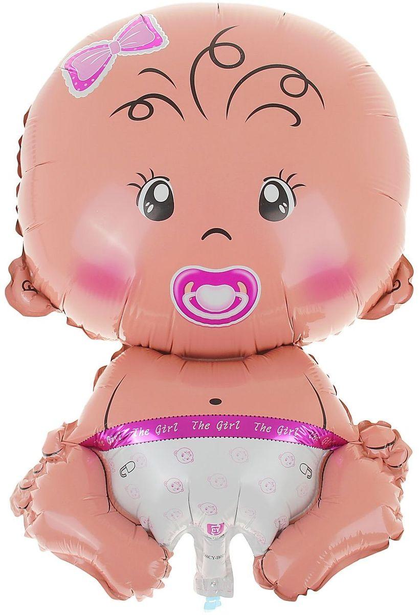 Sima-land Воздушный шар Младенец 30 девочка imports dfa200aa160 dfa150aa160 100