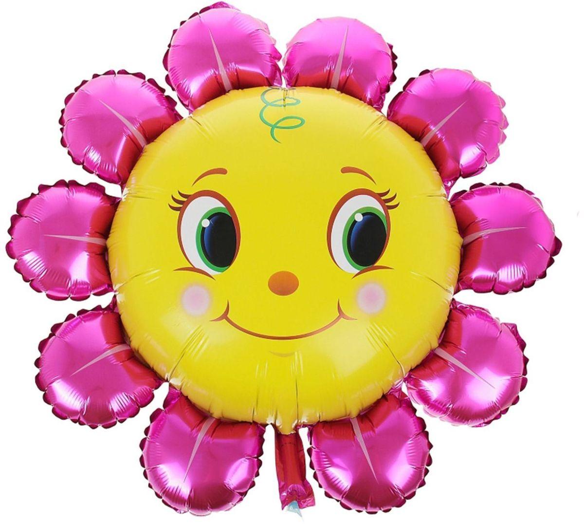 Sima-land Воздушный шарик Цветочки 32