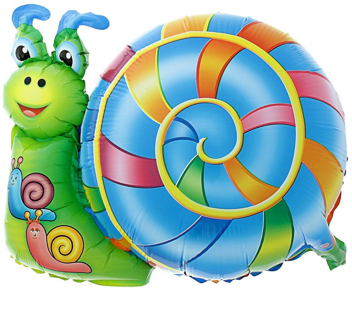 Sima-land Воздушный шарик Улитка 18