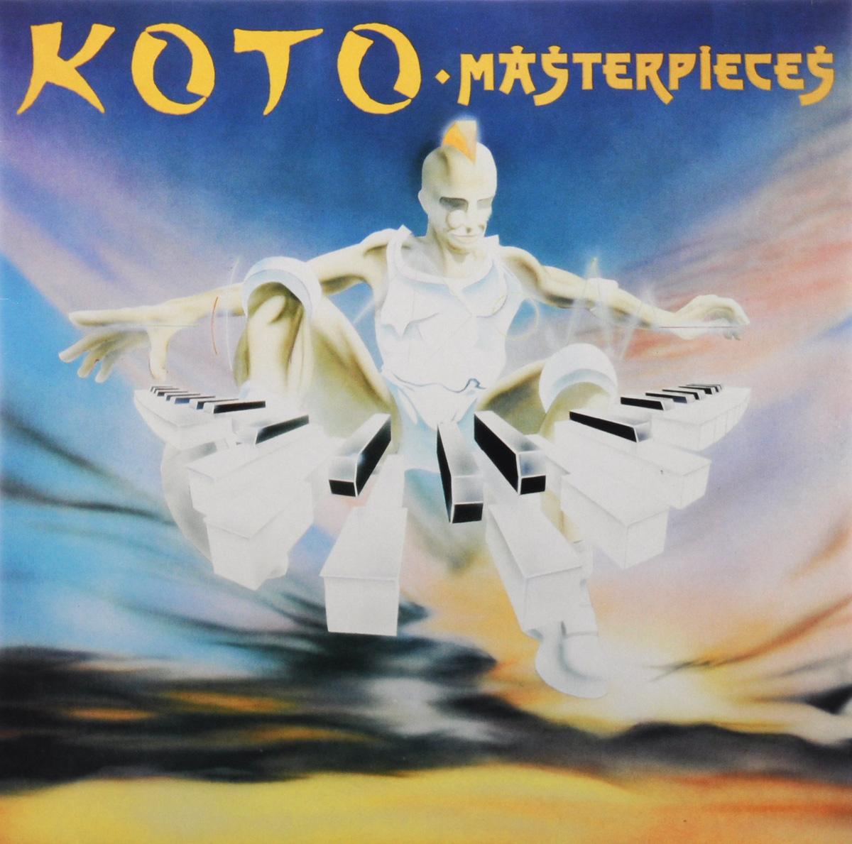Koto Koto. Masterpieces (LP) koto koto japanese war game