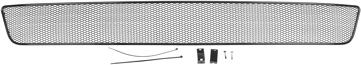 Сетка для защиты радиатора  Novline-Autofamily , внешняя, для Infiniti QX80 (2014-) - Тюнинг и защита - Защита внешних частей