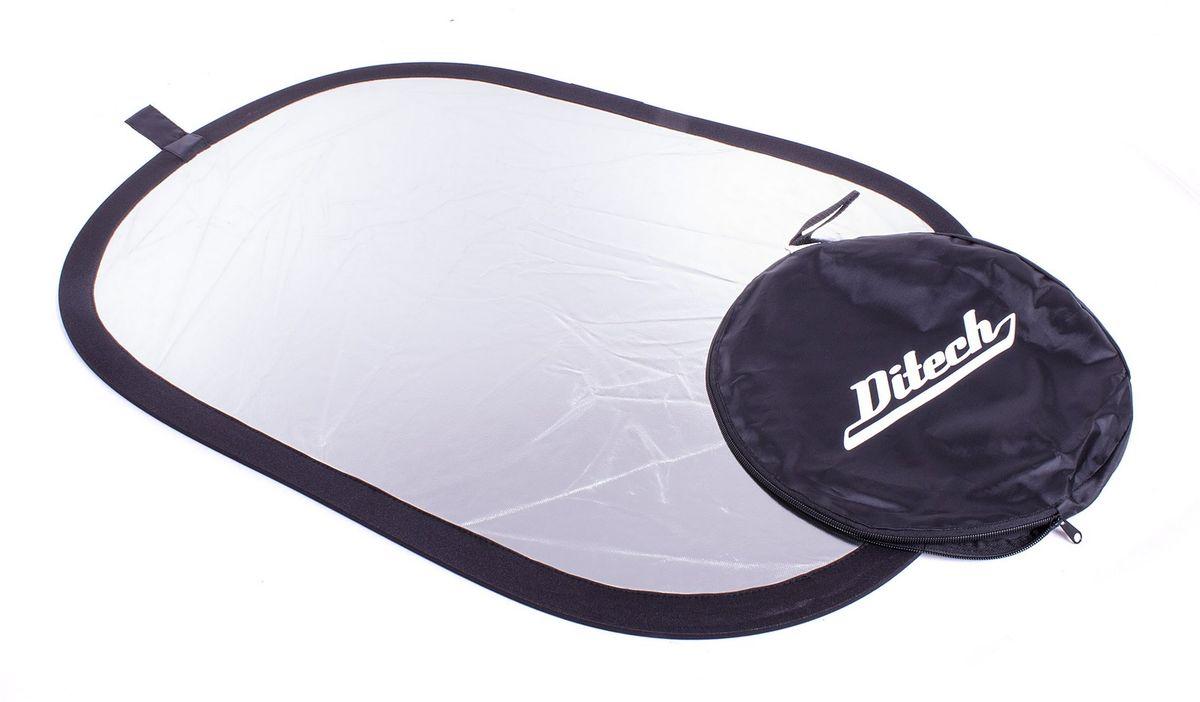 Ditech RF100150WS, White Silver прямоугольный отражатель