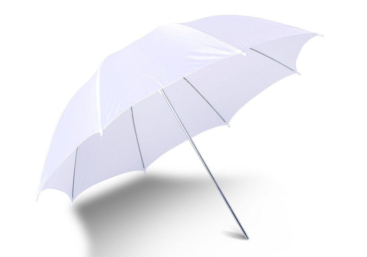 Ditech UB40T, Clear зонт для фотосъемкиUB40TDitech UB40T - зонт для получения мягкого рассеянного освещения. Может использоваться для контровой подсветки и выравнивания уровня освещенности. Диаметр: 40 дюймов.