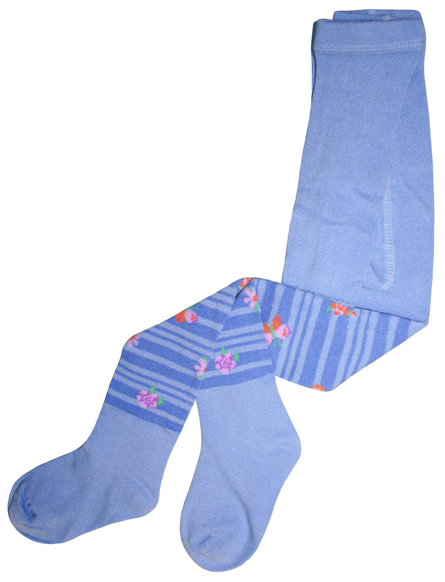 Колготки для девочки Master Socks Little Lady, цвет: голубой. 81014. Размер 122/12881014Яркие, необычные, стильные колготки Master Socks Little Lady станут незаменимой вещью в гардеробе девочки. Отлично подойдут к любому наряду маленькой модницы и для любого мероприятия.
