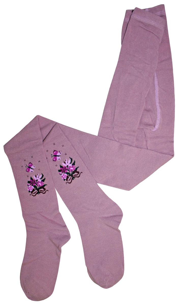 Колготки для девочки Master Socks Little Lady, цвет: сиреневый. 81014. Размер 134/14081014Яркие, необычные, стильные колготки Master Socks Little Lady станут незаменимой вещью в гардеробе девочки. Отлично подойдут к любому наряду маленькой модницы и для любого мероприятия.