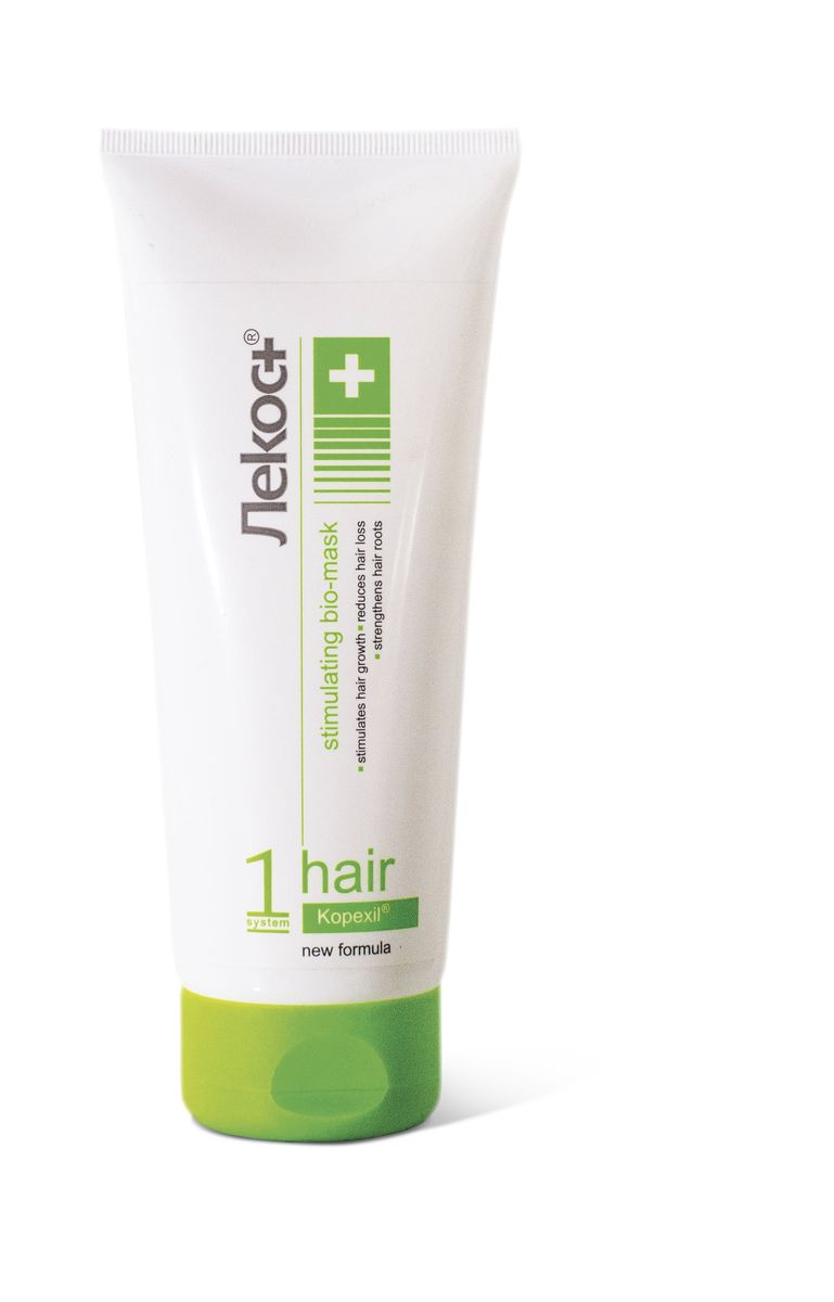 Лекос+ Био-маска СТИМУЛИРУЮЩАЯ, 195 г6754Интенсивная био-маска для решения различных проблем кожи головы и волос. Kopexil® стимулирует кровоснабжение волосяной луковицы и укрепляет корни волос, уменьшает выпадение волос и восстанавливает их структуру.Используйте при выпадении волос после сильного стресса, после родов, после общего наркоза, при заболеваниях кожи головы, при неблагоприятной экологии, при акклиматизации, после окрашивания и химической завивки.