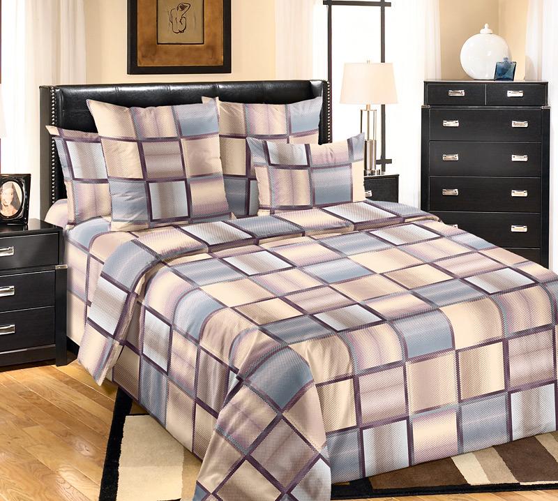 Комплект белья Primavera Техно, 2-спальный, наволочки 70x7085809Комплект постельного белья Primavera Техно является экологически безопасным для всей семьи, так как выполнен из высококачественного перкаля. Комплект состоит из пододеяльника, простыни и двух наволочек. Постельное белье оформлено орнаментом и имеет изысканный внешний вид. Перкаль представляет собой очень прочную ткань высочайшего качества, которую производят из чесаного хлопка. Перкаль обладает матовой, слегка бархатистой поверхностью. Несмотря на высокую прочность и плотность, перкаль - мягкий и нежный материал. Приобретая комплект постельного белья Primavera Техно, вы можете быть уверенны в том, что покупка доставит вам и вашим близким удовольствие и подарит максимальный комфорт.