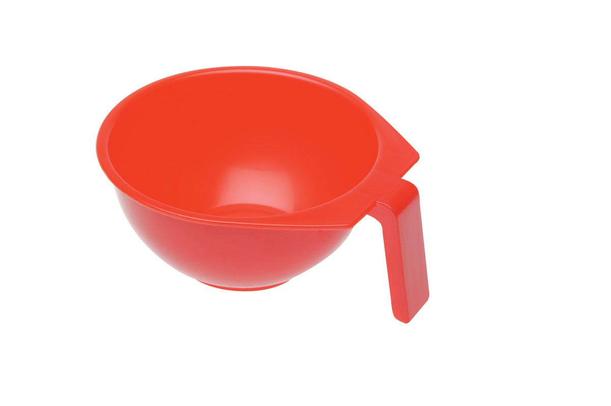 Dewal Чаша для краски, красная, с ручкой, 400 млT-1212КЧаша для окрашивания с ручкой. Изготовлено из высококачественного пластика. Используется для смешивания краски. Товар сертифицирован.Объем: 400 мл.